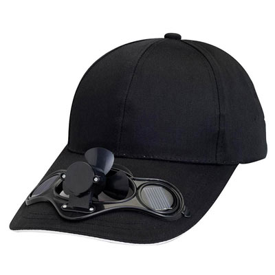 Cooling Solar Fan Hat