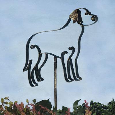Labrador Garden Stake