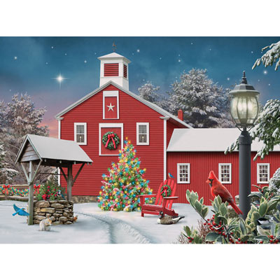 Heavenly Light 300 Large Piece Jigsaw Puzzle