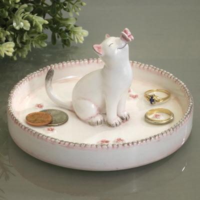 Kitten Catch-All Plate