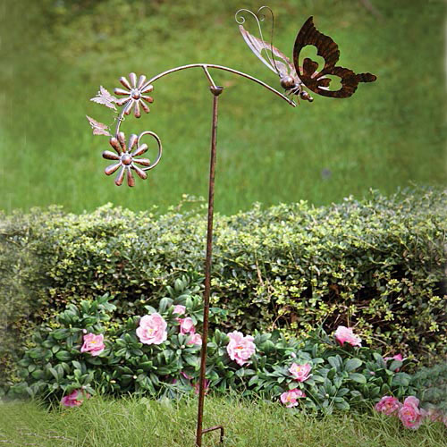 Dancing Butterfly Stake