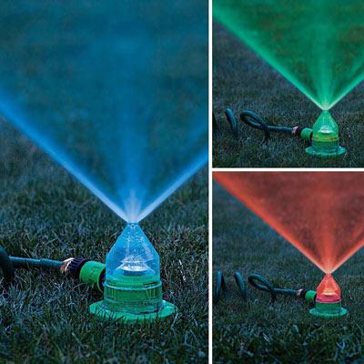 LED Sprinkler