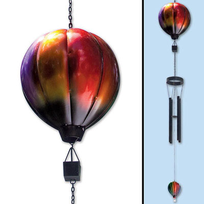 Metal Balloon Hanging Windchimes