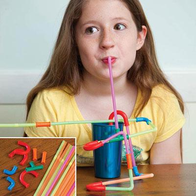 Build Your Own Fun Straw Kit
