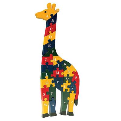 Alphabet Giraffe