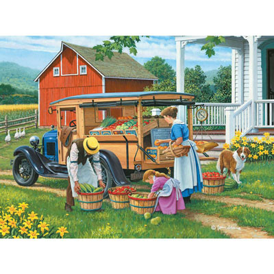 Shop At Home 1000 Piece Jigsaw Puzzle