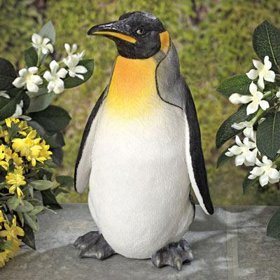 Penguin Garden Statue