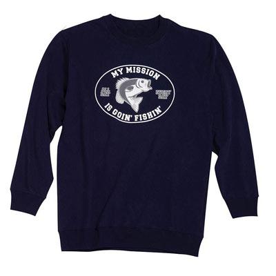Fishin' Mission Sweatshirt