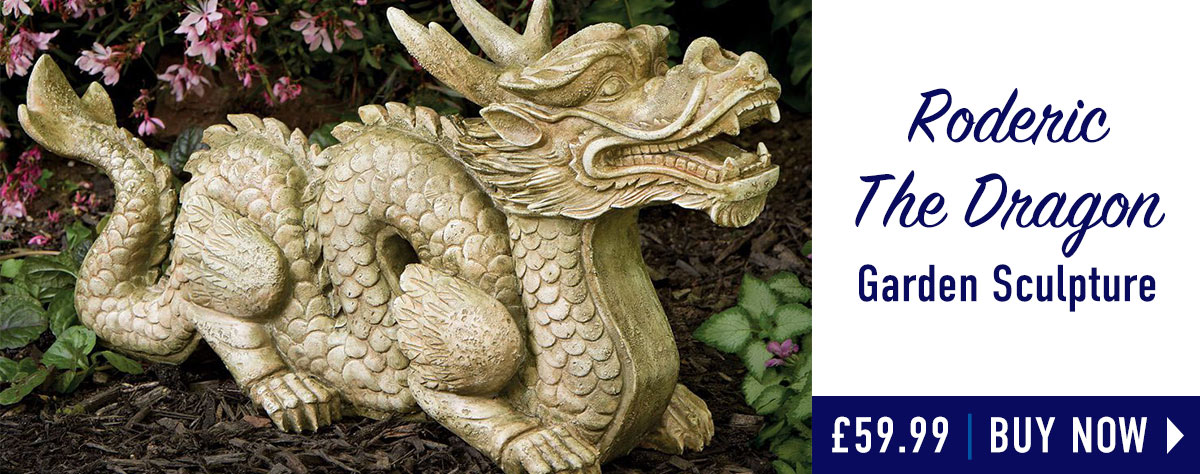Roderic The Dragon Sculpture