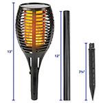 Solar Torch Lights - Set of 4