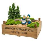 Breck's Dutch Bulb Crate