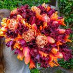 Cranberry-Apple Crunch Tulip Mixture