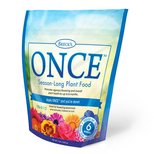 Once® Season-Long Plant Food