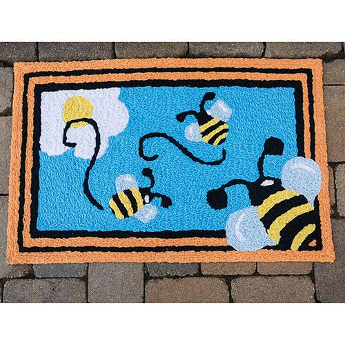 Busy Bee Indoor Outdoor Rug Brecks Com