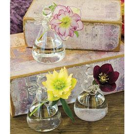 Angel Bud Vases
