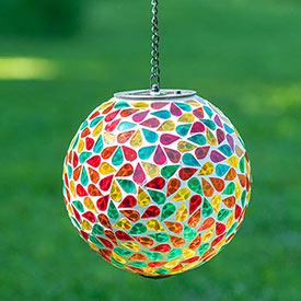 20 cm Mosaic Solar Orb