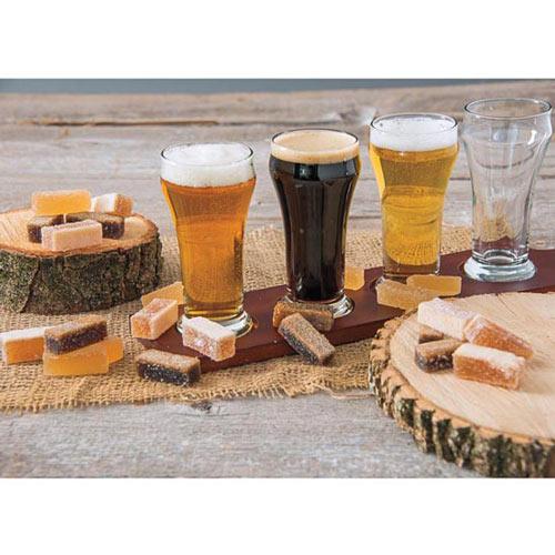Beer & Cider Pate de Fruits Trio