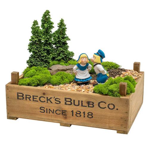 Brecks Dutch Bulb Crate