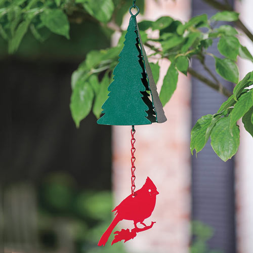 Cardinal Wilderness Bell