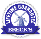 Breck's Lifetime Guarantee