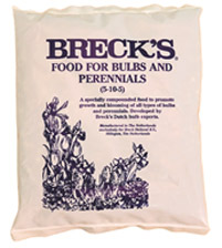 Breck's Food for Bulbs and Perennials