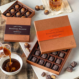 Woodford Reserve<sup>®</sup> Chocolates