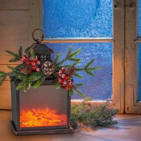 Firelight Lantern