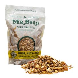 Wild Bird Bugs, Nuts & Fruit Birdseed