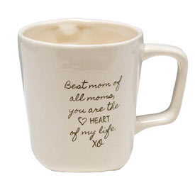 Handcrafted Best Mom Mug
