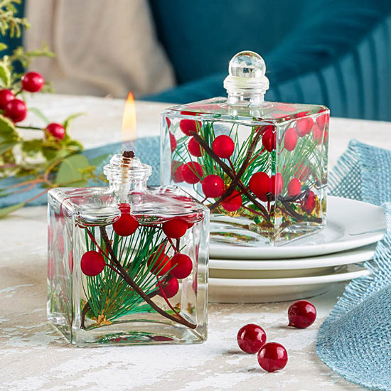 Winter Berry Lifetime Candle