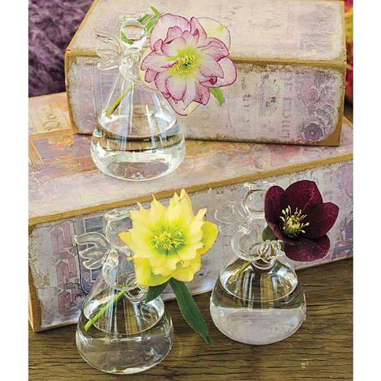 Angel Bud Vases-Set of 3