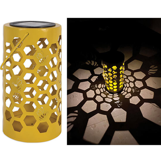 Beehive Solar Lantern