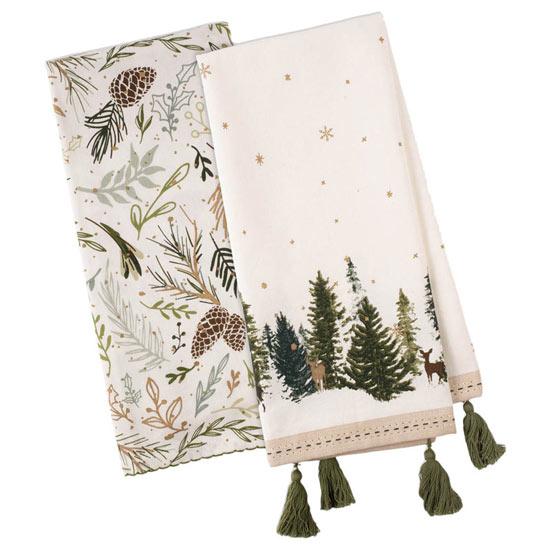 Winter Wonderland Dishtowel Set
