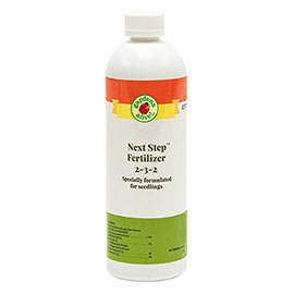 Next Step<sup>™</sup>Seedling Fertilizer
