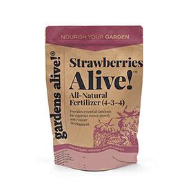 Strawberries Alive!™ Strawberry Fertilizer