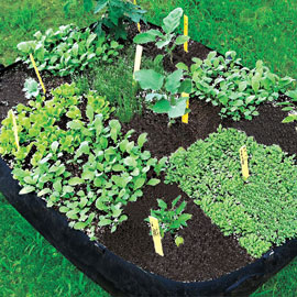 Grow Tub<sup>®</sup> Raised Garden Bed