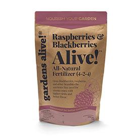 Raspberries Alive!™ Raspberry Fertilizer