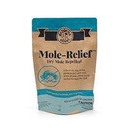 Mole-Relief<sup>™</sup> Mole & Vole Repellent
