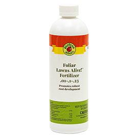 Foliar Lawns Alive!<sup>™</sup> Fertilizer