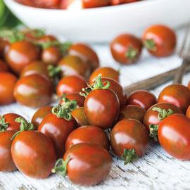Chocolate Sprinkles Hybrid Tomato