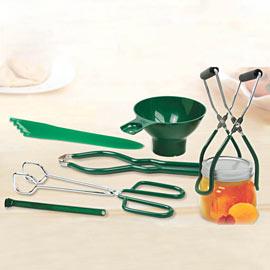 Canning Tool Supply Set