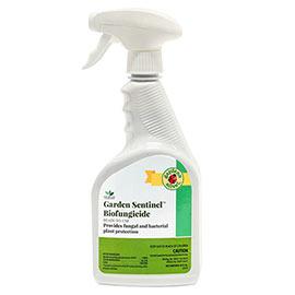 Garden Sentinel<sup>™</sup>  Biofungicide
