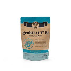 grubHALT!® Bt For Lawn Grub Control