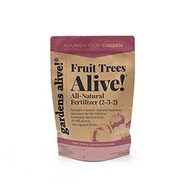 Fruit Trees Alive!® Fruit Tree Fertilizer