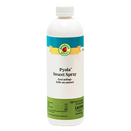 Pyola<sup>®</sup> Vegetable, Fruit & Ornamental Insect Spray