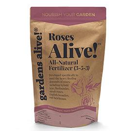 Roses Alive!<sup>™</sup> Rose Fertilizer