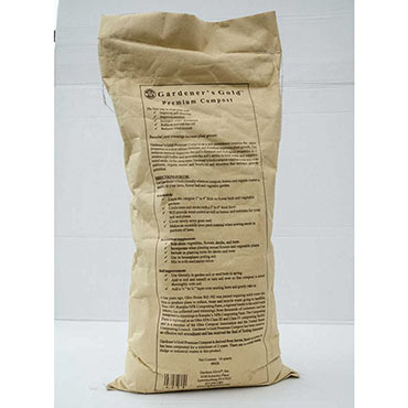 Gardener's Gold<sup>™</sup>Premium Bagged Compost