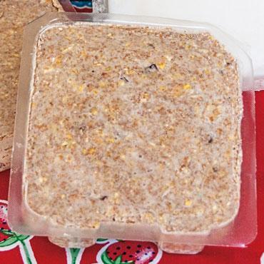 Peanut Suet Cakes - Bird Food