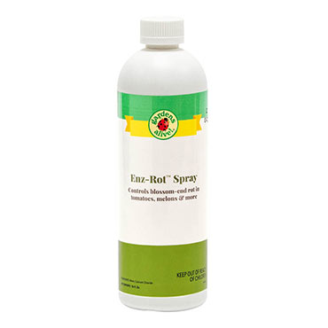 Enz-Rot<sup>™</sup> Blossom-End Rot Concentrate Spray