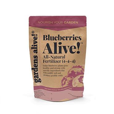 Blueberries Alive!<sup>™</sup> Blueberry Fertilizer